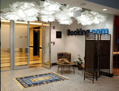 BOOKING[dot]COM OFFICES